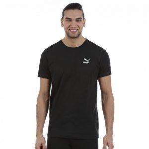 Puma Evo Bold Logo Tee T-paita Musta
