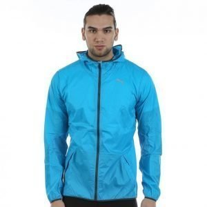 Puma Hooded Lightweight Jacket Tuulitakki Sininen