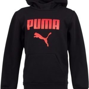 Puma Huppari Rebel Black