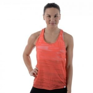 Puma Mesh It Up Layer Tank Treenitoppi Oranssi
