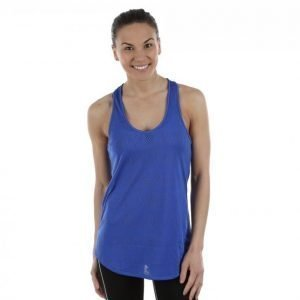 Puma Mesh It Up Layer Tank Treenitoppi Sininen
