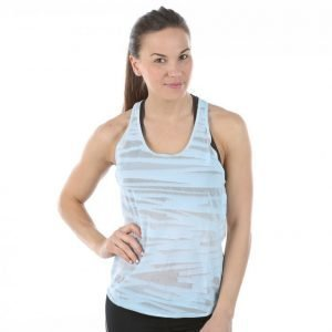 Puma Mesh It Up Layer Tank Treenitoppi Sininen / Värikäs