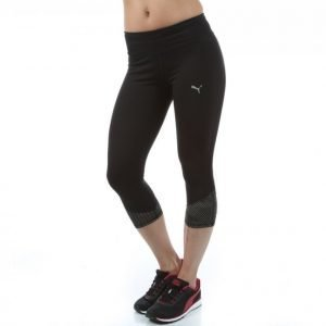 Puma Nightcat 3/4 Tight Capritrikoot Musta