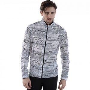 Puma Pr Graphic Lightweight Jacket Treenitakki Harmaa / Värikäs