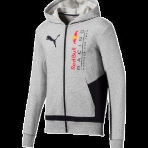 Puma Rbr Logo Hooded Sweat Jacket Huppari