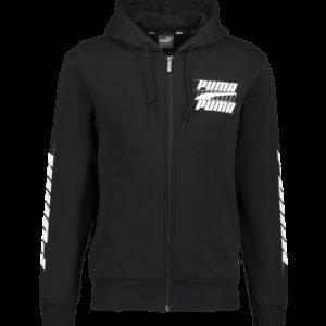 Puma Rebel Bold Hooded Jacket Fl Huppari