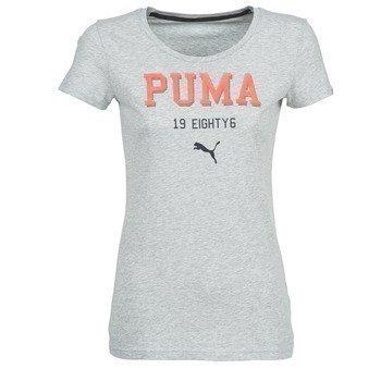 Puma STYLE ATHL TEE W lyhythihainen t-paita