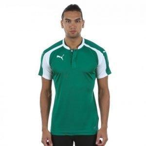 Puma Triumphant Shortsleeved Shirt Treenipaita Vihreä