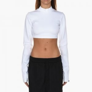 Puma x Fenty by Rihanna Cropped Long Sleeve Neck Top