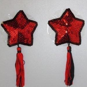 Punaiset tähti pasties