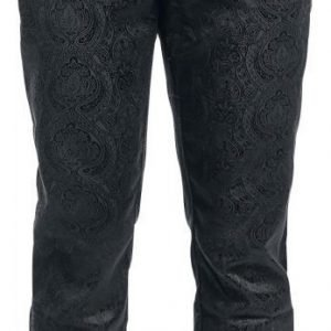 Punk Rave Baroque Trousers Kangashousut