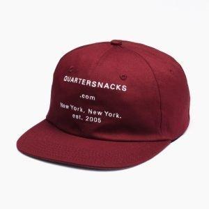 Quartersnacks Dot Com Hat