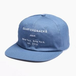 Quartersnacks Dot Com Hat