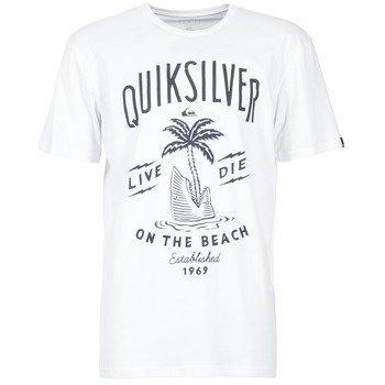 Quiksilver CLASSIC SHARK ISLAND lyhythihainen t-paita