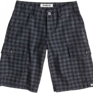 Quiksilver Shortsit Everyday Cargo Youth Dark Shadow