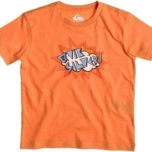 Quiksilver T-paita Classic Tangerine