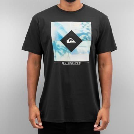 Quiksilver T-paita Musta