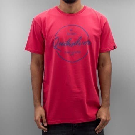 Quiksilver T-paita Punainen