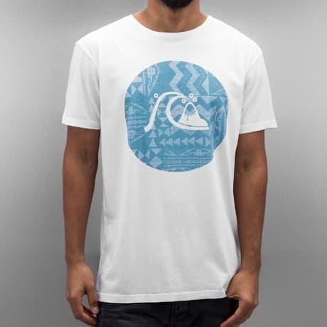 Quiksilver T-paita Valkoinen