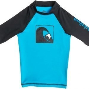 Quiksilver UV-paita Main Peak SS Yellow