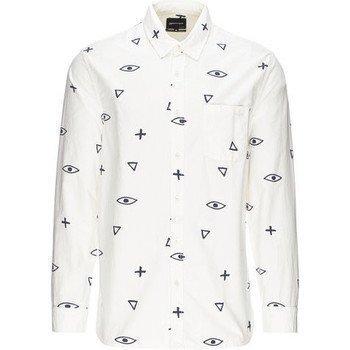 Quiksilver kauluspaita pitkähihainen paitapusero