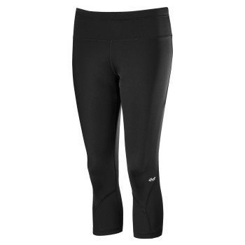 Röhnisch Shape Ester Capri Zip Tights Black