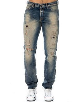 R.D.D. Mike Icon RDD R096 Blue Denim
