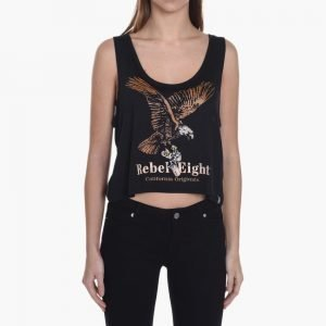 REBEL8 Boozer Cropped Tank