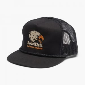 REBEL8 Hop-Head Snapback