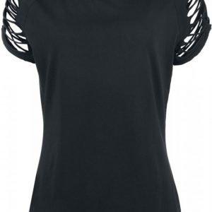 R.E.D. By Emp Cut Out Shirt Naisten T-paita