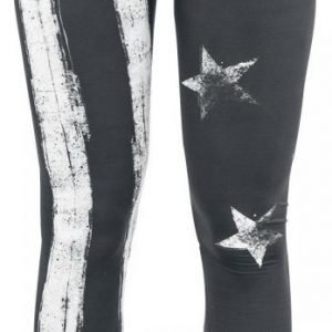 R.E.D. By Emp Grunge Star Leggings Legginsit