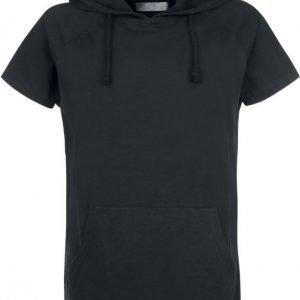 R.E.D. By Emp Hooded Shirt T-paita