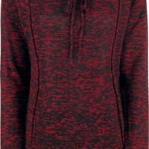 R.E.D. By Emp Knitted Melange Hoodie Naisten Huppari