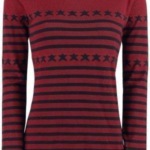 R.E.D. By Emp Knitted Stars And Stripes Naisten Svetari