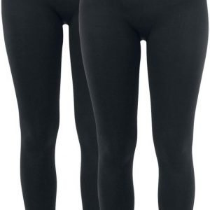R.E.D. By Emp Ladies Leggings 2 Kpl Setti Legginsit