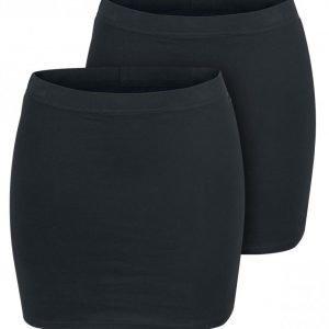 R.E.D. By Emp Ladies Skirts 2 Kpl Setti Lyhyt Hame