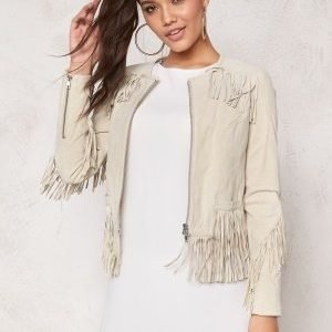 ROCKANDBLUE Flap Pig Softly Jacket 0110 Light Sand