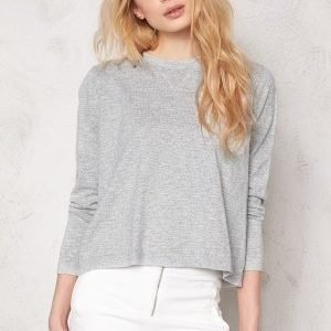 RODEBJER The New Sweater Grey Melange