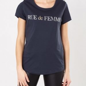 RUE de FEMME Zitta T-paita