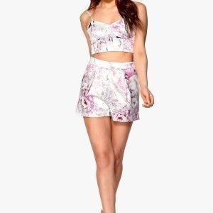 RX Ocean Shorts Purple / Patterned