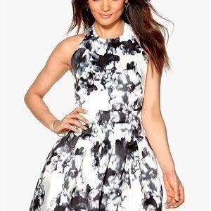 RX Time Machine Dress Black / White / Multi