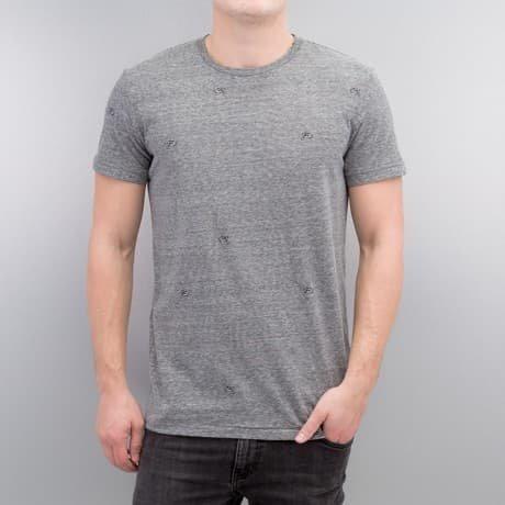 Ragwear T-paita Harmaa