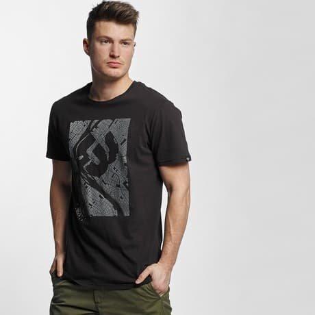 Ragwear T-paita Musta