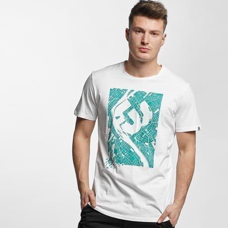 Ragwear T-paita Valkoinen