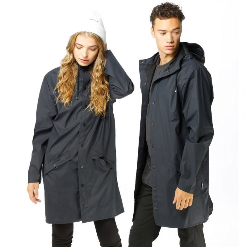 Rains Long Jacket -takki