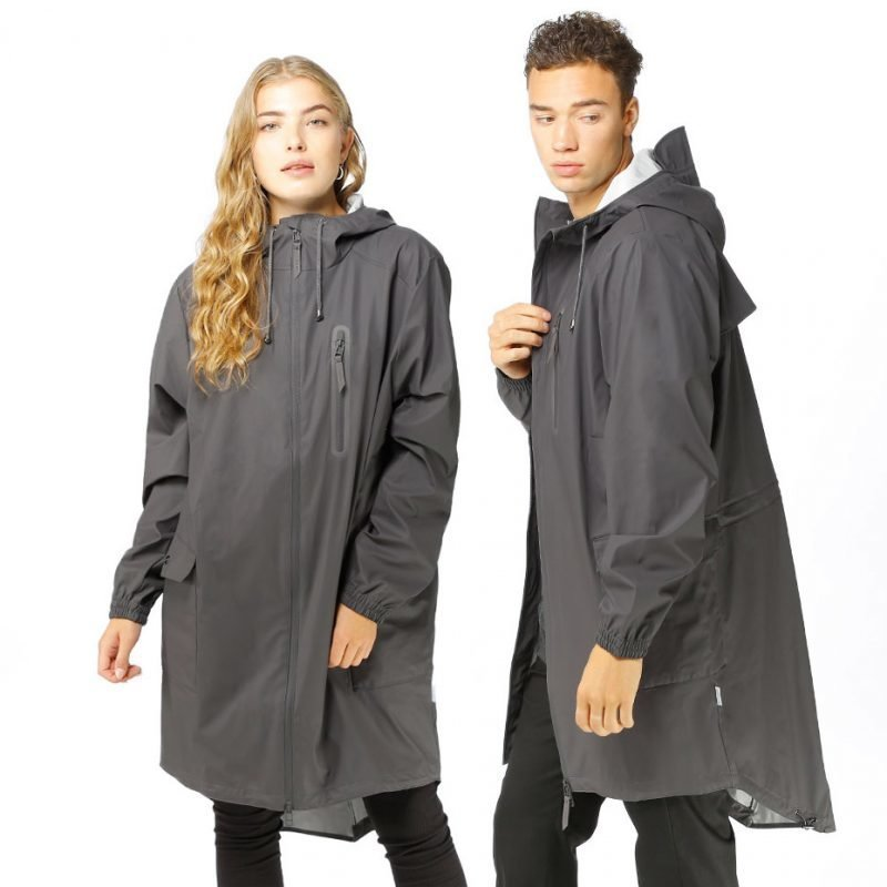Rains Parka Coat -takki