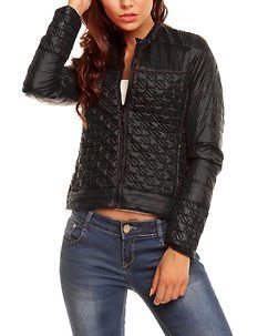 Rania Jacket Black