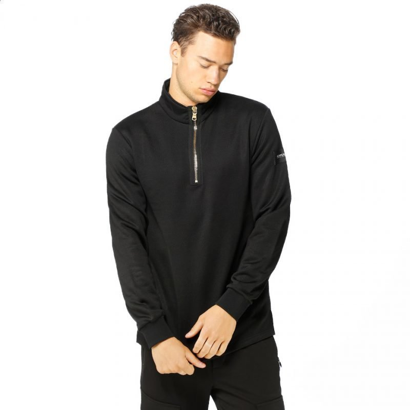 Rascals Poly Half-Zip -college