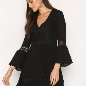 Rebecca Minkoff Merryl Dress Loose Fit Mekko Black