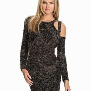 Rebecca Stella For Nelly Open Back Dress